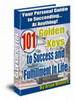 Thumbnail 101 Golden Keys to success and Fulfillment in life