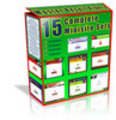 Thumbnail 15 Complete MiniSite Sets With Master Resale Rights