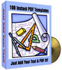 Thumbnail 50 PDF Templates With Master Resale Rights