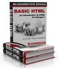 Thumbnail Basic HTML With Master Resale Rights