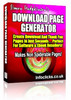 Thumbnail Download Page Generator 698 With MRR