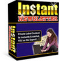 Thumbnail Instant Newsletter With Master Resale Rights