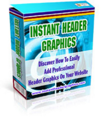 Product picture 50 Niche Header Graphics With Master Resale Rights 2011