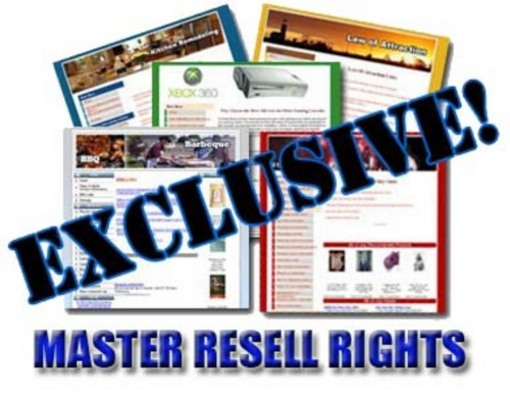 Product picture 85 Niche Sites Version With Master Resale Rights