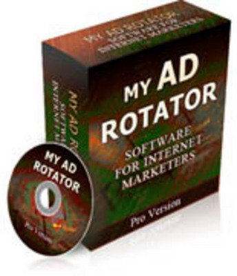 Product picture Ads Rotator Software With Master Resale Rights