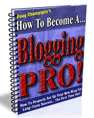 Product picture How To Become A Blogging Pro With Master Resale Rightszip