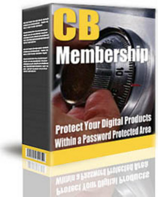 Product picture CB Membership Script With Master Resale Rights