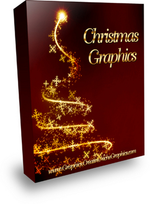 Product picture Christmas Graphics With Master Resale Rights