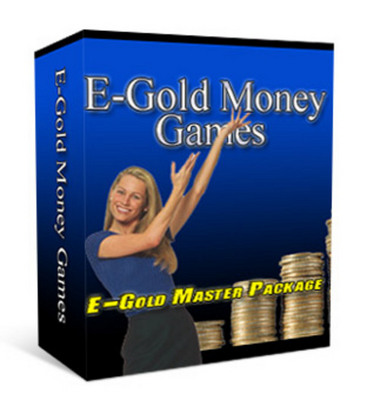 Product picture E Gold Money Games With Master Resale Rights