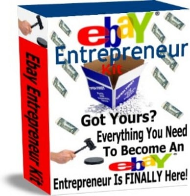 Product picture Ebay Entrepreneur Kit With Master Resale Rights