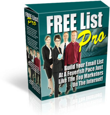 Product picture Free List Pro With Resale Rights