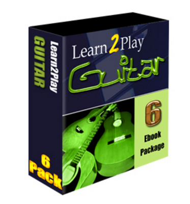 Product picture Learn 2 Play Guitar With Master Resale Rights