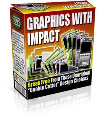 Product picture Graphics Impact (6 scripts+guide) With Master Resale Rights
