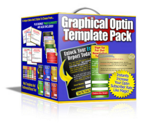 Product picture Graphics Template Pack With Master Resale Rights