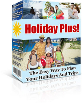 Product picture Holiday Plus Package With Master Resale Rights