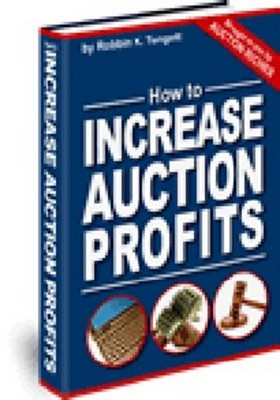 Product picture How To Increase Auction Profits With Master Resale Rights
