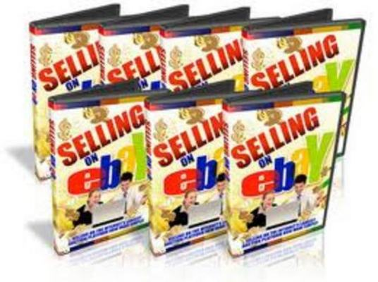 Product picture How You Can Create A Full time Income By Selling On eBay.