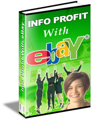 Product picture INFO PROFIT With eBay With Master Resale Rights