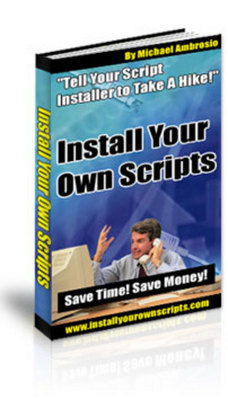 Product picture Install Your Own Scripts With Master Resale Rights