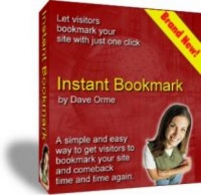Product picture Instant Bookmark With Master Resale Rights