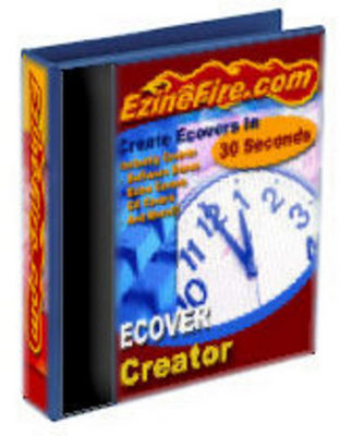 Product picture Instant cover creator With Master Resale Rights