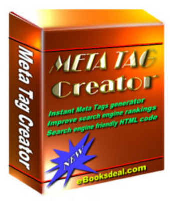 Product picture Instant Meta Tag Creator With Master Resale Rights