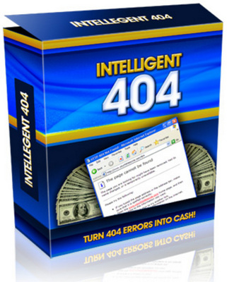 Product picture Intelligent 404 software With Master Resale Rights
