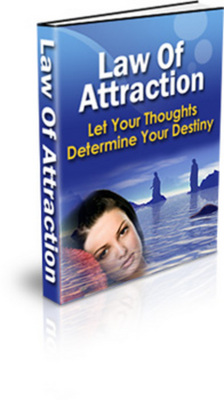 Product picture Law Of Attraction with PLR
