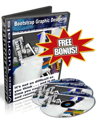 Product picture BootStrap Graphic Designing with MRR