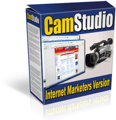 Product picture Camstudio 2 Internet Marketing Edition with MRR