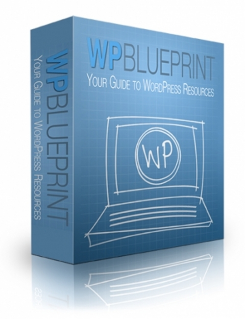 Product picture WP Blueprint - PLR & Readymade Website